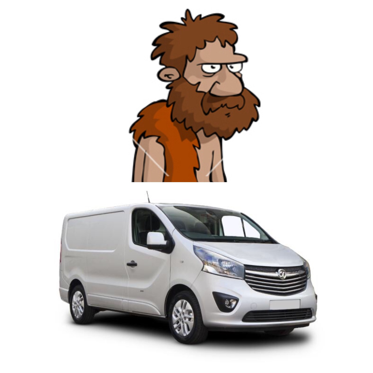 Hire man and van Brighton