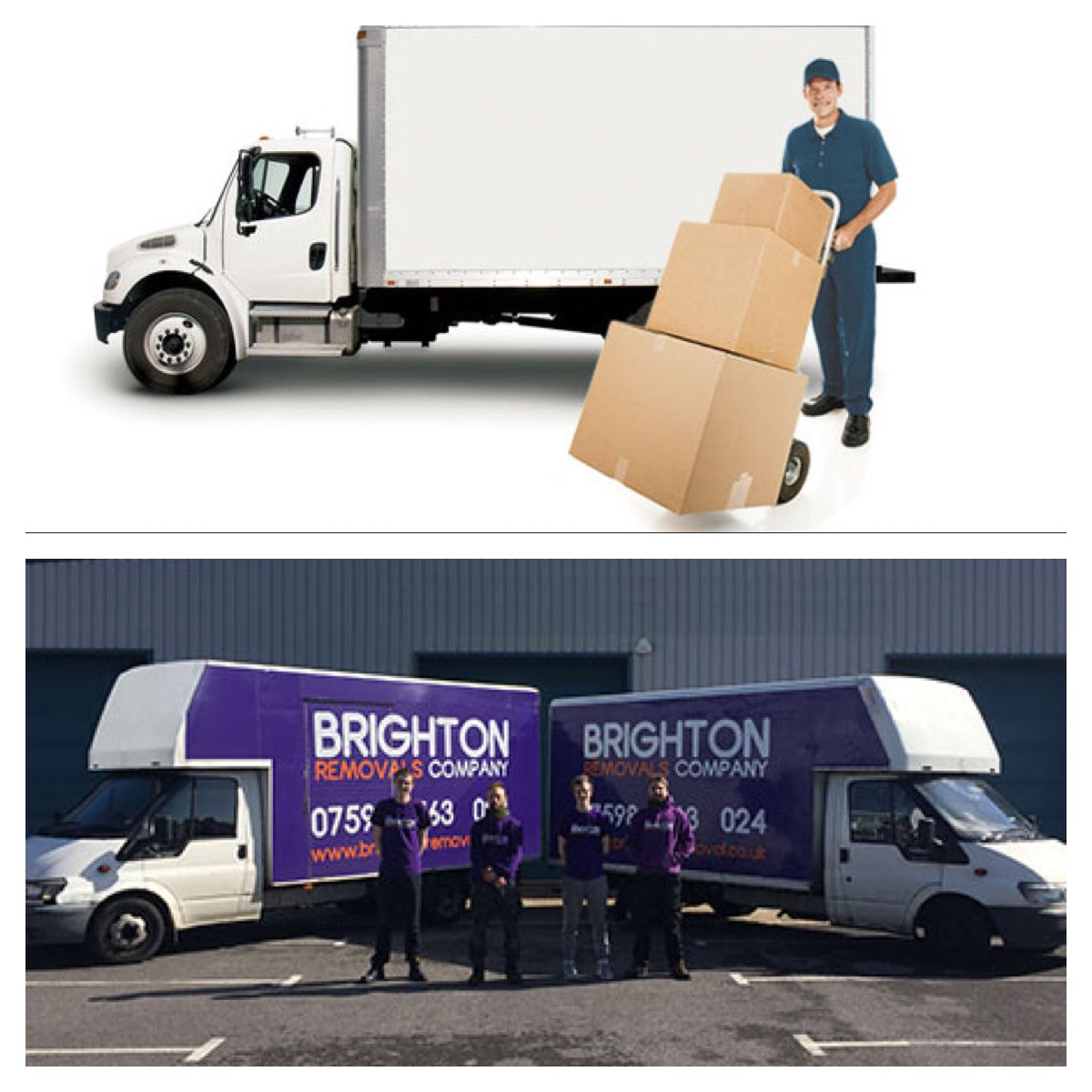 Removals firms Brighton