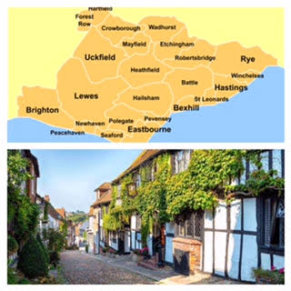 Removal companies in East Sussex