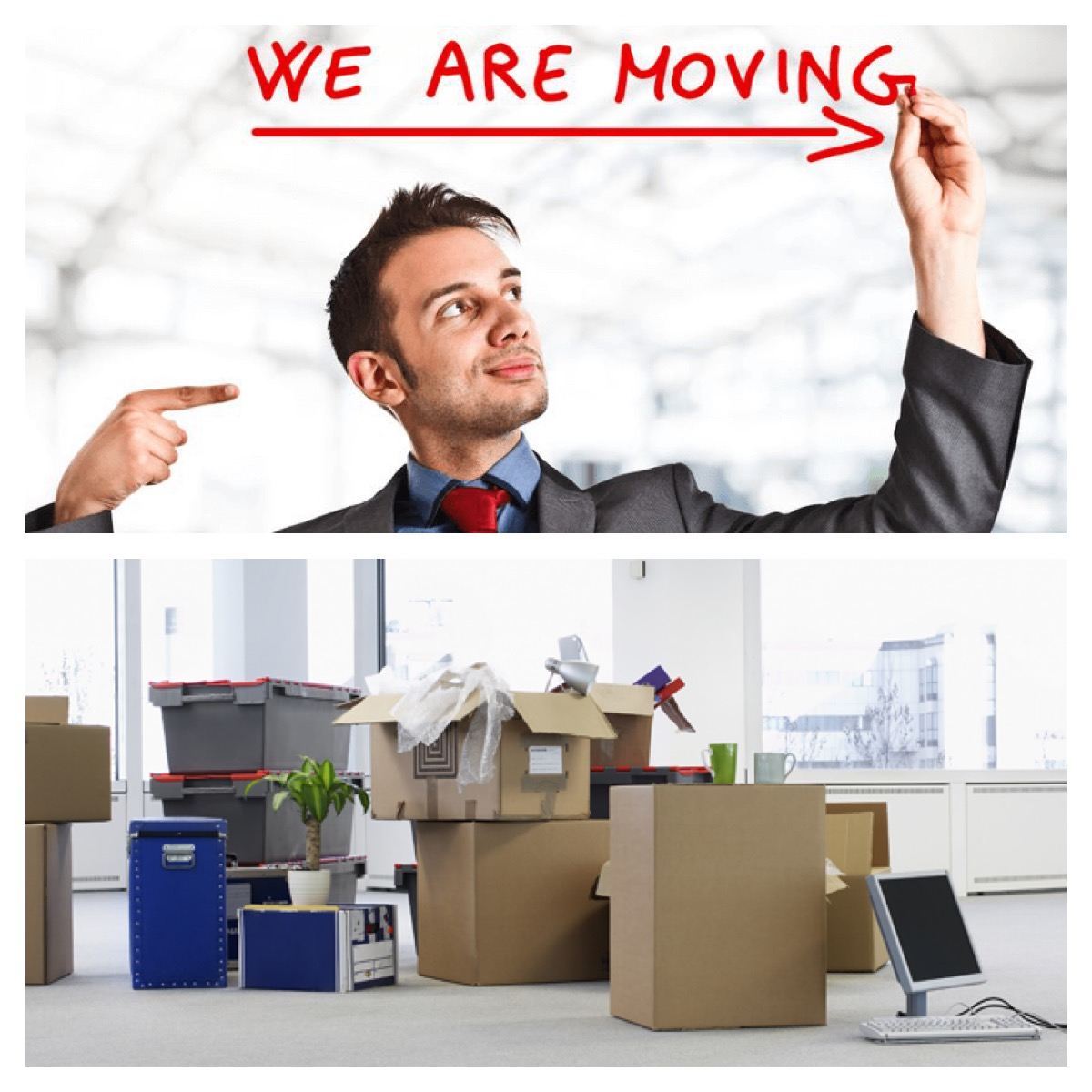 Office relocation Brighton