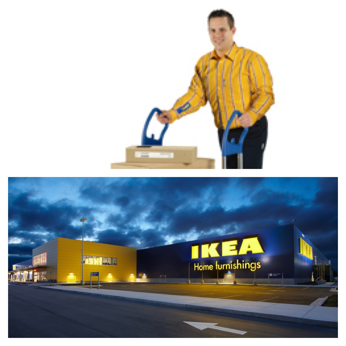 IKEA assembly delivery