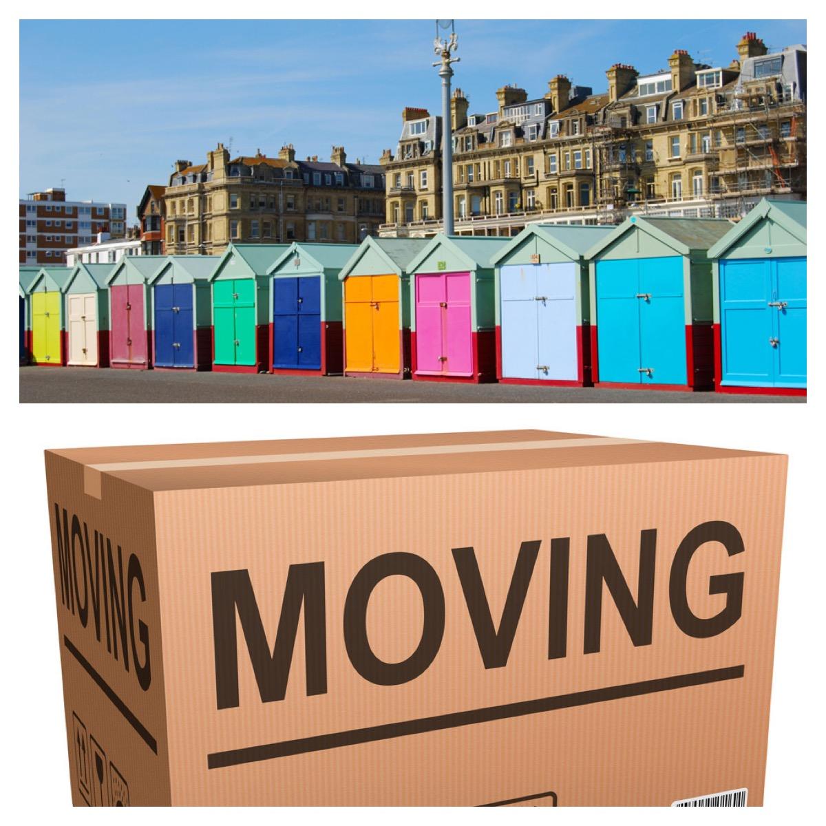 Moving to Brighton