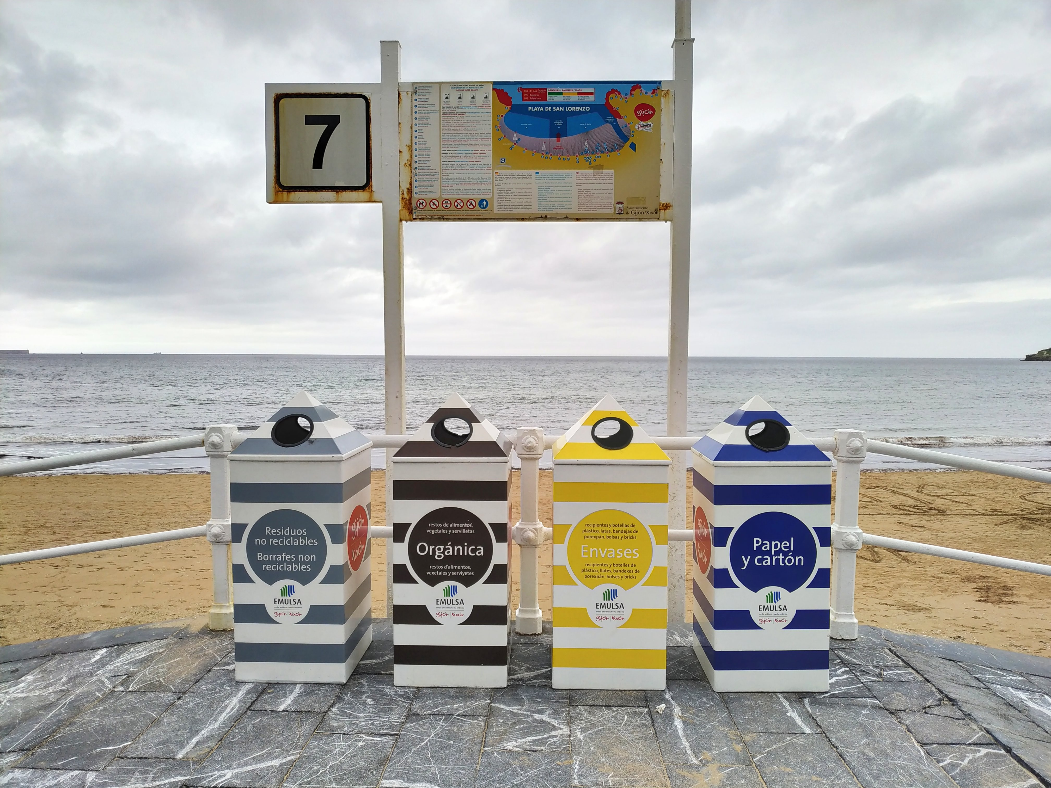 Clearances and recycling in Brighton